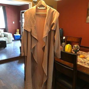 Long jacket/light sweater